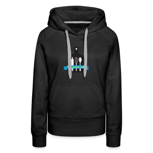 The Lunch Lady NYC - Women's Premium Hoodie