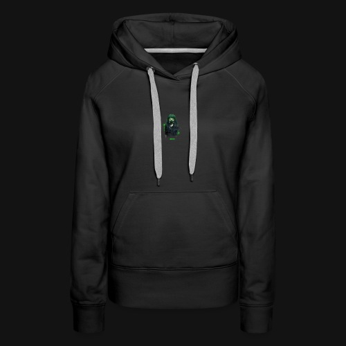 Infected_SP_Edition - Women's Premium Hoodie