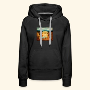 Higher Meditation - Women's Premium Hoodie