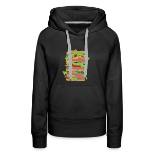 The Dagwood - Women's Premium Hoodie