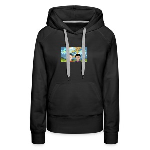 Gabi&sofis adventure time - Women's Premium Hoodie