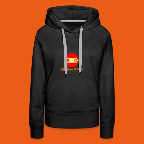 MusaiAnime - Dragneel's New Logo - Women's Premium Hoodie