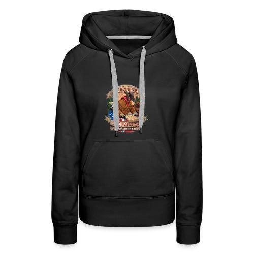 PLS-LOGO_2 - Women's Premium Hoodie