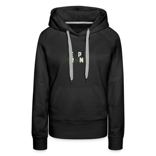 Reaper Brand - Women's Premium Hoodie