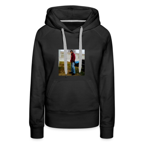 In Remembrance of Ducky - Women's Premium Hoodie