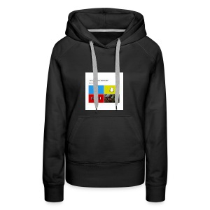 First shirt - Women's Premium Hoodie