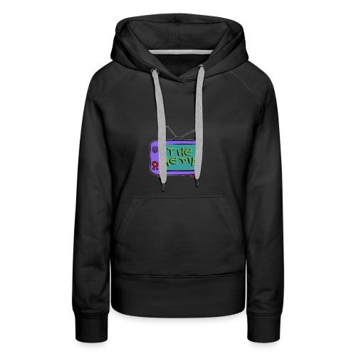 Themedia Logo - Women's Premium Hoodie