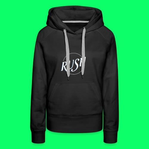 RUSH CLASSIC - Women's Premium Hoodie