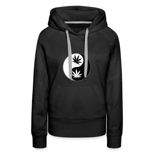 Weed Yang - Women's Premium Hoodie