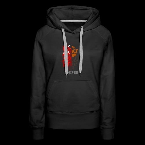 LIMITED EDITION - SNIPER - Women's Premium Hoodie