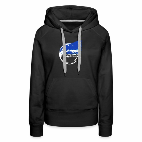 Abstract final fantasy - Women's Premium Hoodie