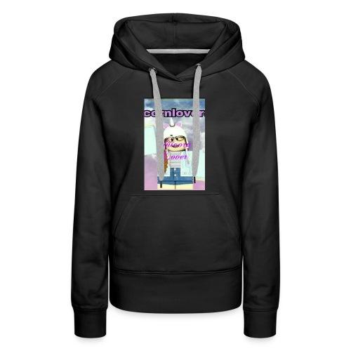 Unicorn Lover - Women's Premium Hoodie