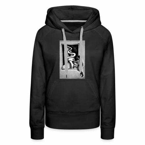 received 213912579372374step into you paththepath - Women's Premium Hoodie