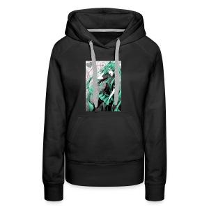 Hatsune Miku - Women's Premium Hoodie