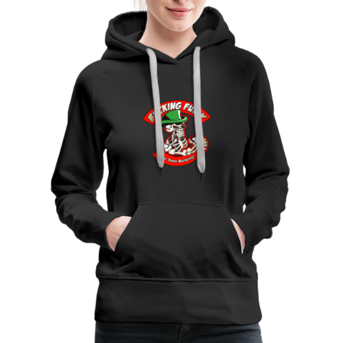 Bucking Fully - Stop Teen Bullying - Women's Premium Hoodie