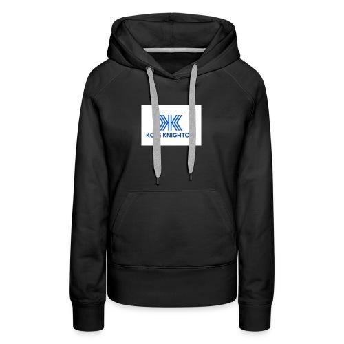 Kole Knighton Merch - Women's Premium Hoodie