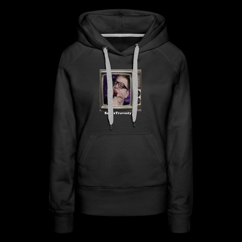 Basic Profile Picture Design Products - Women's Premium Hoodie