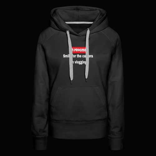 Chris Awesome vlogs - Women's Premium Hoodie