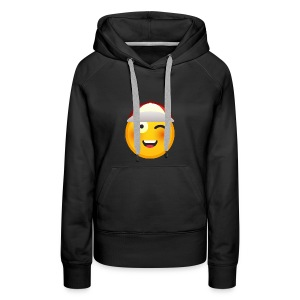 I am happy merch - Women's Premium Hoodie