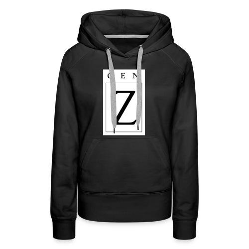 Generation Z - Women's Premium Hoodie