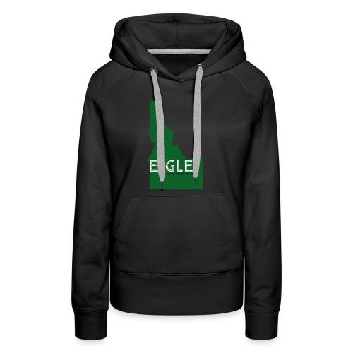 Eagle Idaho - Women's Premium Hoodie