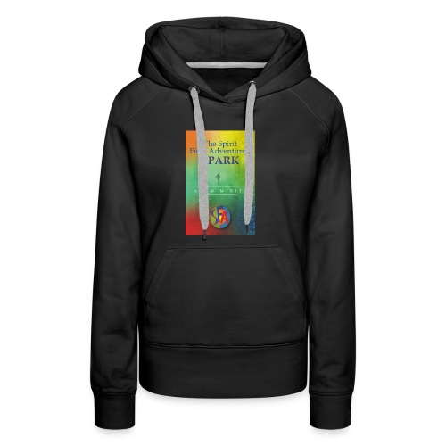 The front cover for The Spirit Field Adventures. - Women's Premium Hoodie