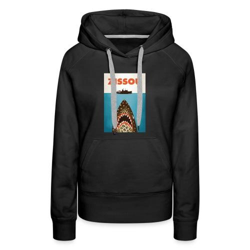 zissou - Women's Premium Hoodie