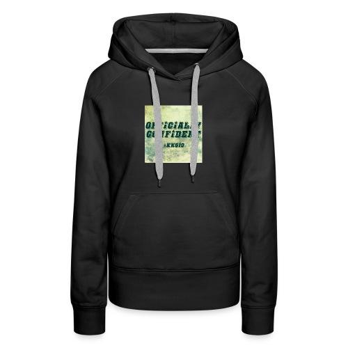 #KKG10 - Women's Premium Hoodie