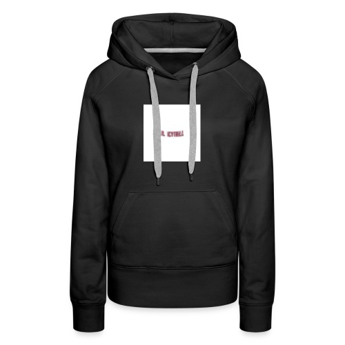 Lil icy merch - Women's Premium Hoodie