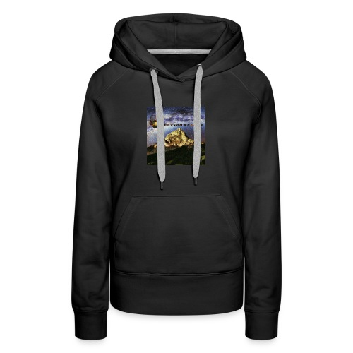 Made From Nothing - Women's Premium Hoodie