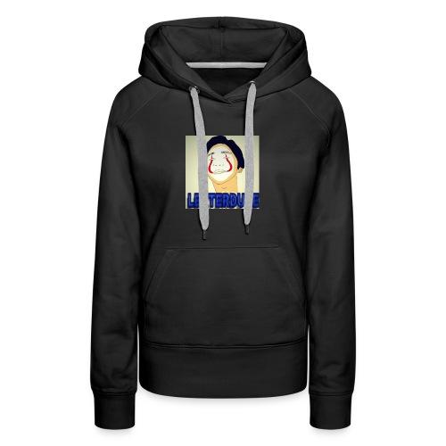 LEXTERDUDE MERCH - Women's Premium Hoodie