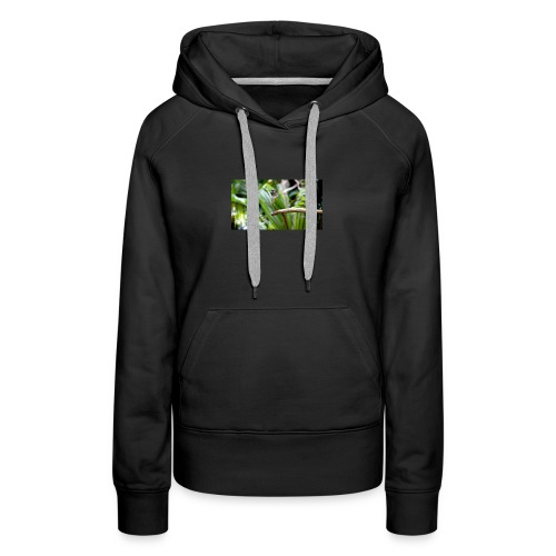green cheek - Women's Premium Hoodie