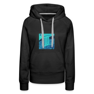 Currensy PilotTalk3 Artwork - Women's Premium Hoodie