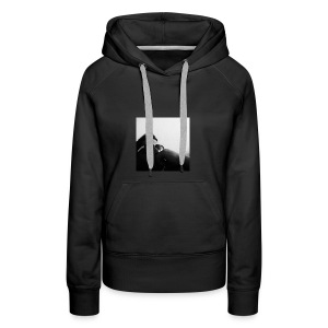 Deep Thought - Women's Premium Hoodie