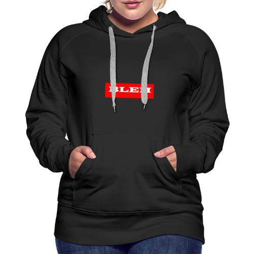 BlemRed - Women's Premium Hoodie