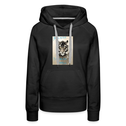 tah.tah.tah clan fan hoodie - Women's Premium Hoodie