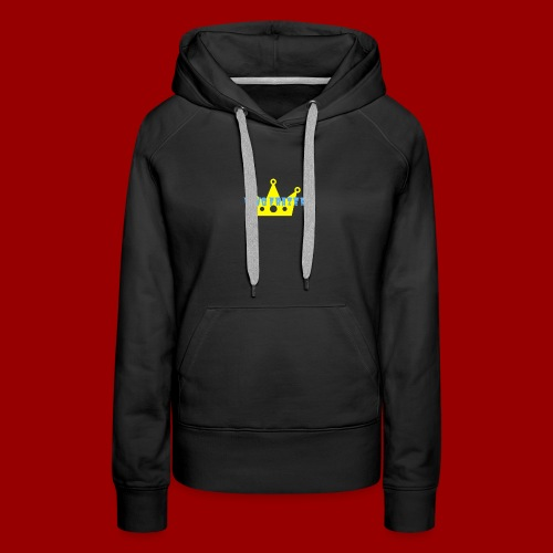 new king frazer - Women's Premium Hoodie