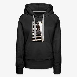 Mic and keys - Women's Premium Hoodie