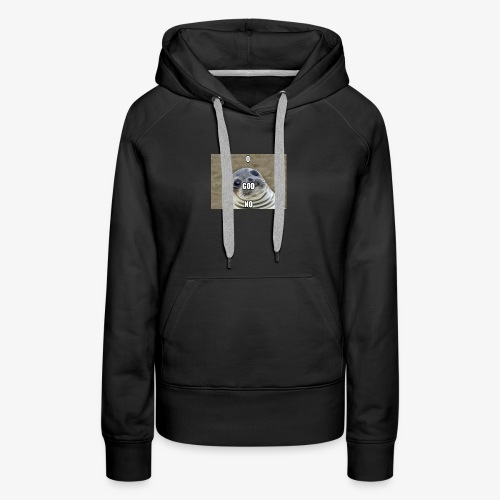 O My God Seal - Women's Premium Hoodie