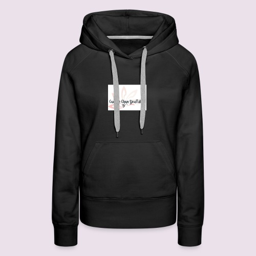 Caymie Chan YouTube Design 1 - Women's Premium Hoodie