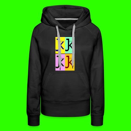 JK STYLES - Women's Premium Hoodie