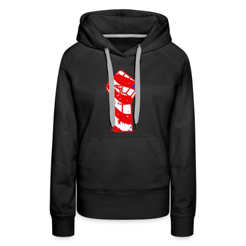 4th of July spreed shirt the independence day red - Women's Premium Hoodie