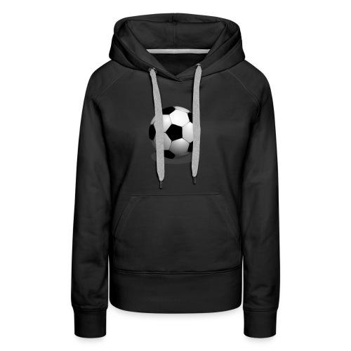 Soccer ball - Women's Premium Hoodie