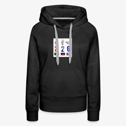 A7EEC35A 4227 48EE A4B6 B48BD969E92C - Women's Premium Hoodie