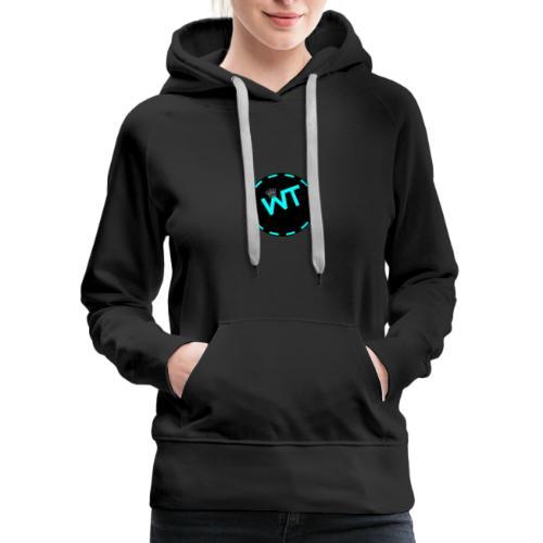 wt_logo1 - Women's Premium Hoodie