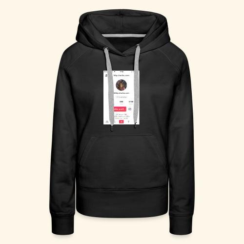 merch1 - Women's Premium Hoodie