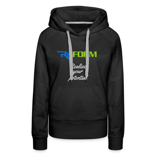 Realize your potential - Women's Premium Hoodie