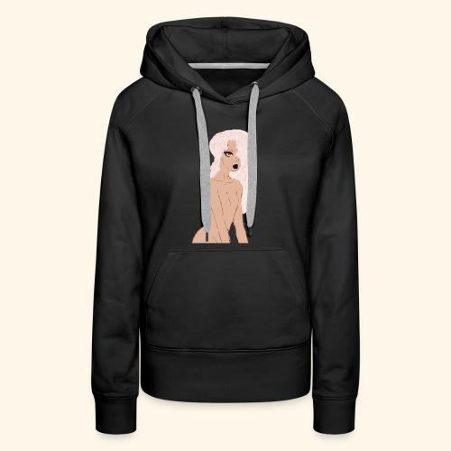 Pink Vixen - Women's Premium Hoodie