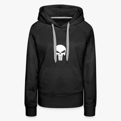 The Punisher - Women's Premium Hoodie