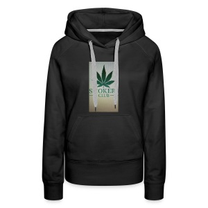 Smokers club - Women's Premium Hoodie